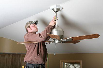 how to set ceiling fan direction for winter. Black Bedroom Furniture Sets. Home Design Ideas