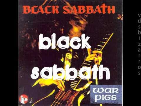 play black sabbath war pigs