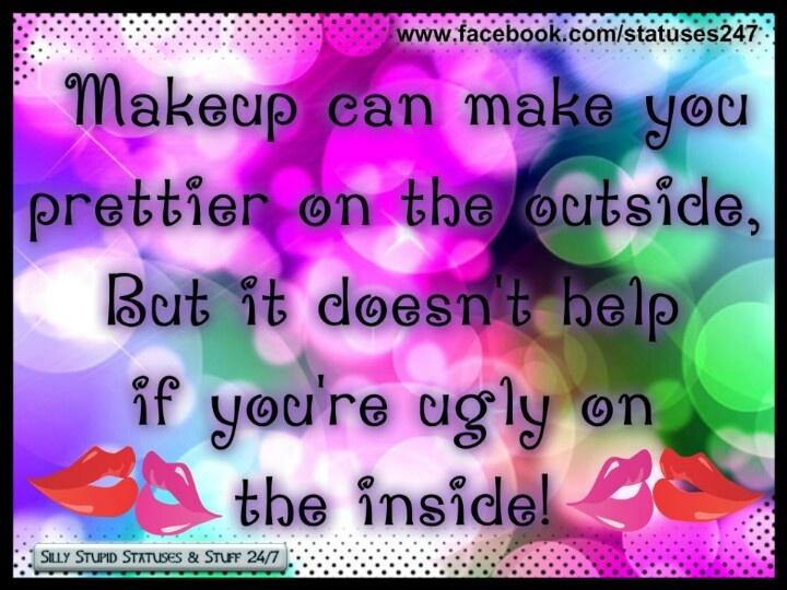 Beauty Only Skin Deep
