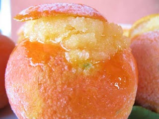 Food & Family: Citrus Sorbet | Things for a Sweet Tooth - Ice Cream ...