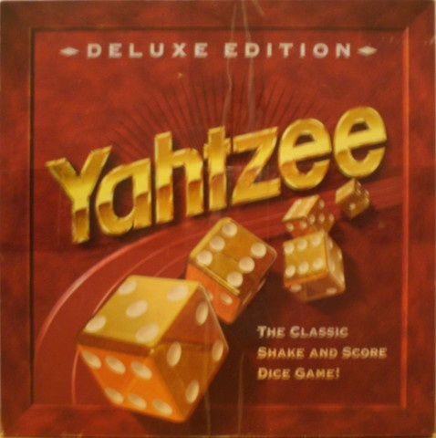 Yahtzee Deluxe Edition   One Player Games   Pinterest