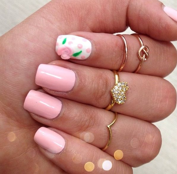 knuckle rings...love the knot