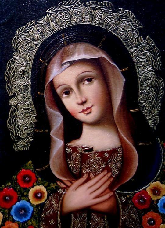 Madonna of Cuzco, c. 2011 Fernando Ferraro