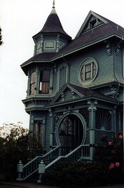 Victorian house arcata california dream house pinterest for California dream house