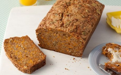Pumpkin Bread by Alton Brown (Pumpkin) @FoodNetwork_UK