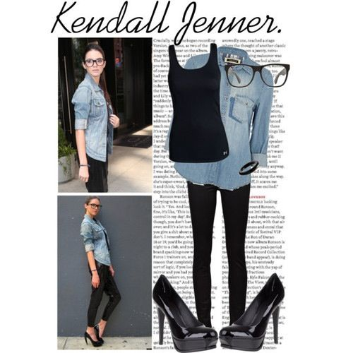Kendall Jenner Inspired Outfit Kylie Kendall Jenner Style Outfits Pinterest