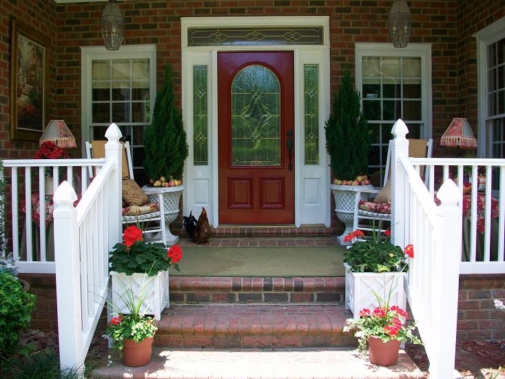 Summer Porch Home Ideas Pinterest