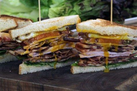 Ultimate BLT   Sandwiches yum   Pinterest