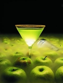 Appletini Recipe Prep Time: 2 minutes Total Time: 2 minutes Yield: 1 ...