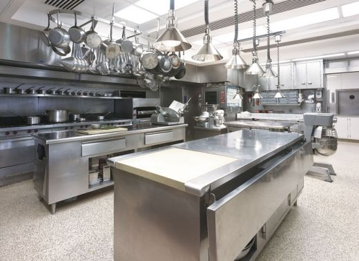 todays white house kitchen for 5 chefs history buff