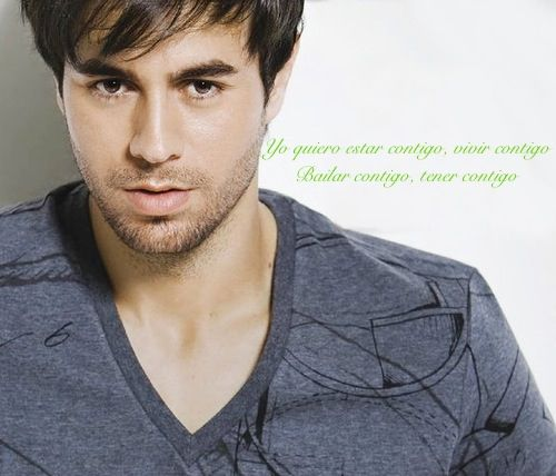 Enrique iglesias song lyrics bailando my favourite foreign language