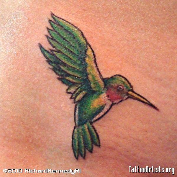 tiny hummingbird tattoo tattoos with wings pinterest. Black Bedroom Furniture Sets. Home Design Ideas