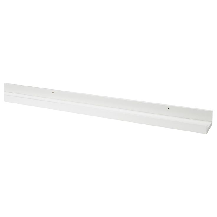 Ribba picture ledge white for Ribba picture ledge