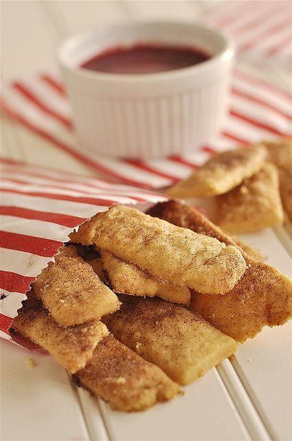 Pie Fries by yourhomebasedmom, via Flickr