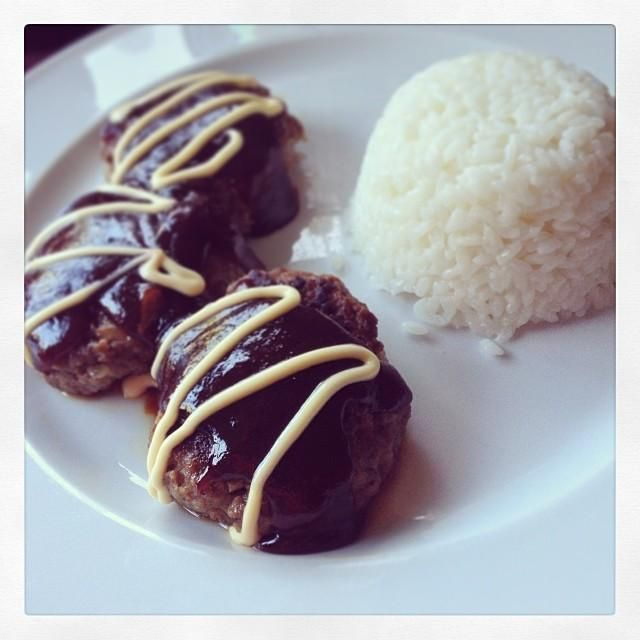 hamburg steak hambagu recipe yummly japanese hamburger steak hambagu ...