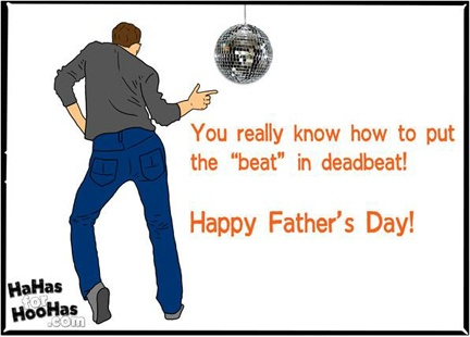 father's day ecard template
