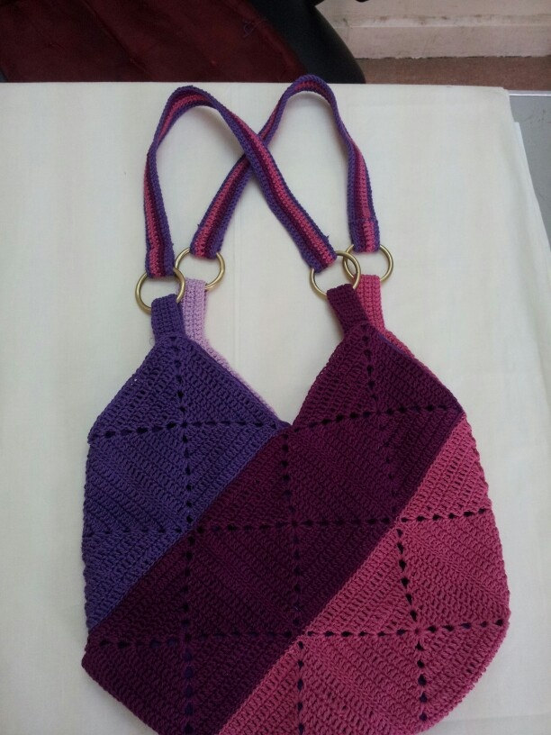 crochet bag Rogaya Pinterest