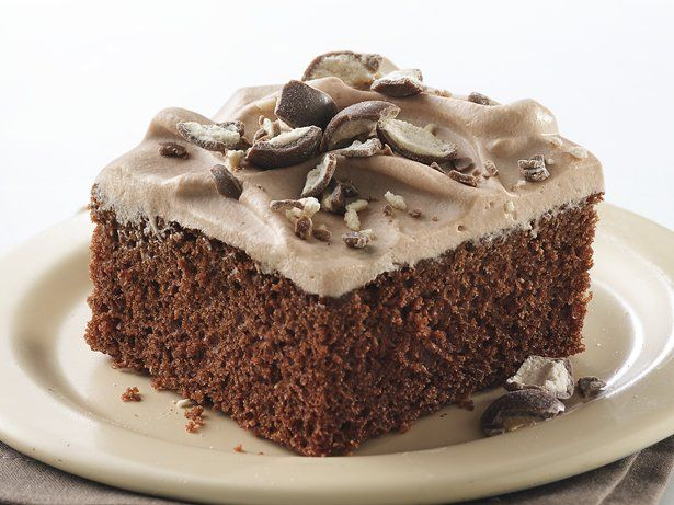 Chocolate Malt Cake | Recipe