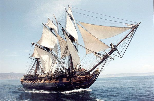 famous pirate ships history - | Pirate History and ...