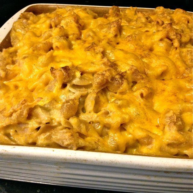 Baked Macaroni & Cheese! | My Blog | Pinterest