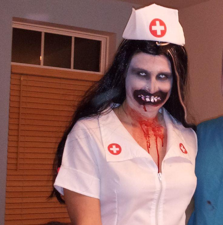 halloween nurse decoration