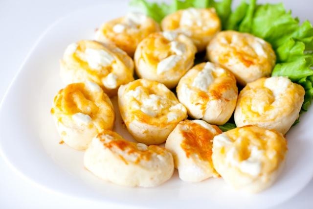 Форма булочки сырные заварные рецепт - 26338