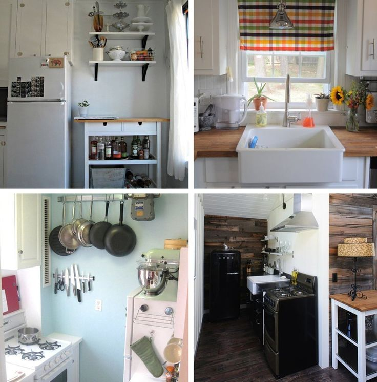 15 small space kitchens tips and storage solutions that inspired us