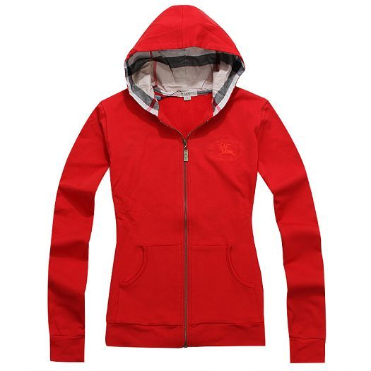 red hoodie women | red burberry hoodie for women: Polo Outlet
