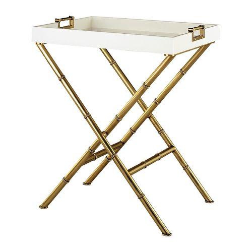 Jonathan Adler Meurice Coffee End Table 659 Destination Lighting