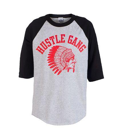 Clothing hustler line