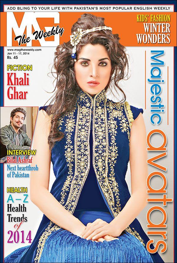 Magazine Title Cover Fashion Magazine Pakistan Fashion