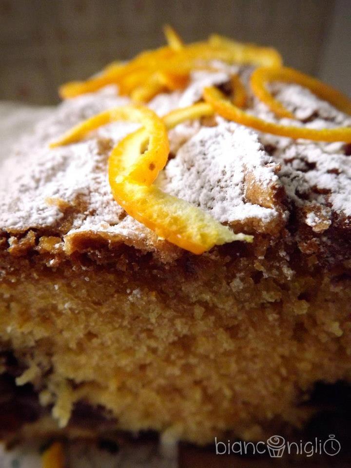 Orange Blueberry Bread https://www.facebook.com/bianconigliocupcakes