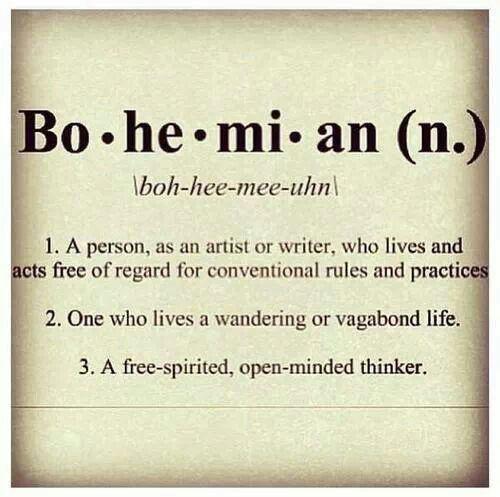 Bohemian definition bohemian dreamin 39 pinterest for Define boho fashion