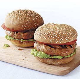 Build a Better Burger-Turkey-Chorizo | Food and Drink envy | Pinterest