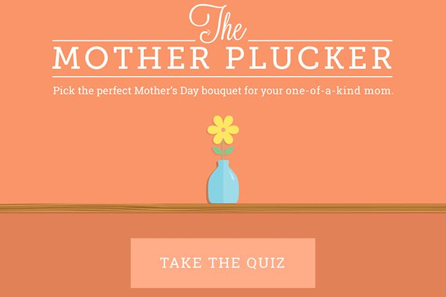 Quiz What Should You Get Your Mom For Mother S Day