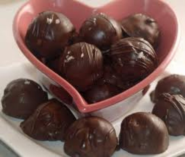 Coffee Chocolate Truffles | Recipes - Desserts! | Pinterest