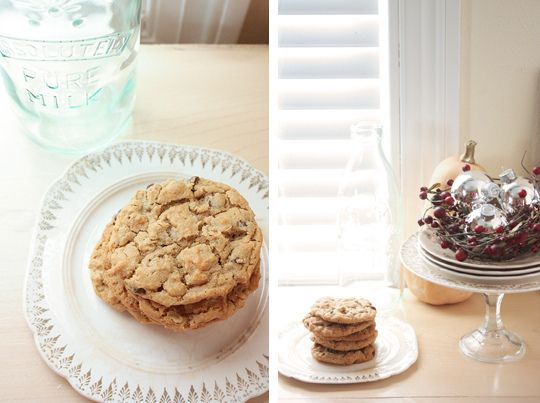 Outrageous Chocolate Chip Cookies | Recipes | Pinterest