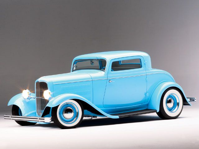 32 Ford Coupe  Cool Rides amp; Machines  Pinterest