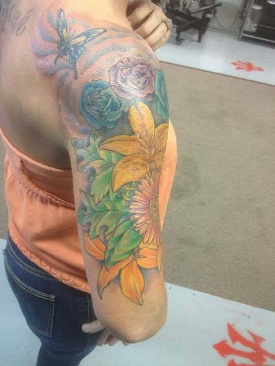 Pin by jerrilynn peterson on love me some ink pinterest