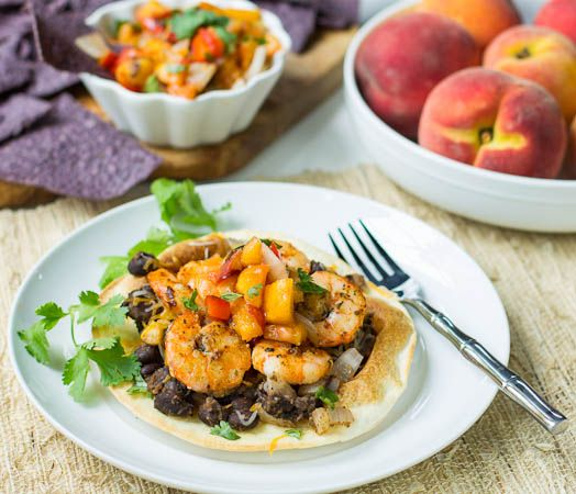 Grilled Shrimp Tostadas Recipes — Dishmaps
