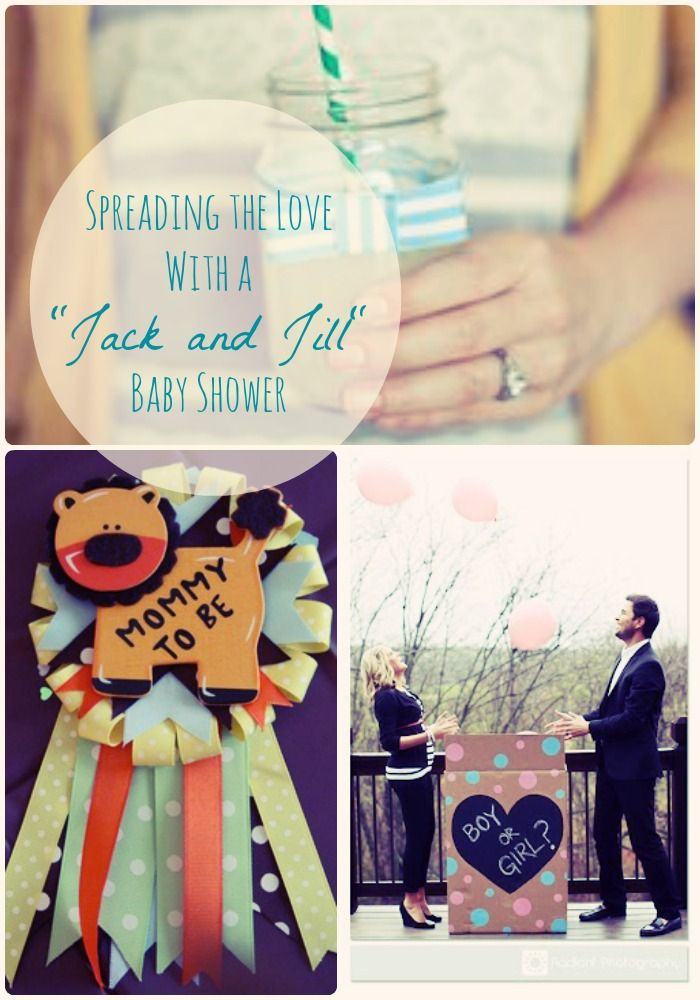 Baby Shower Favors For Jack And Jill ~ Baby shower food ideas jack and jill