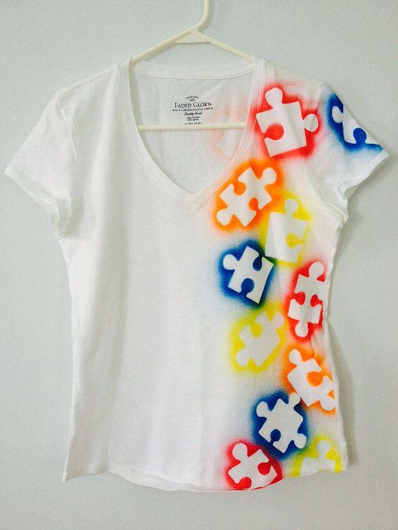 Fangirl: DIY Autism Shirt