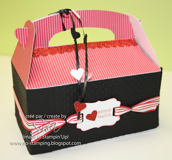 Valentine box design #valentine