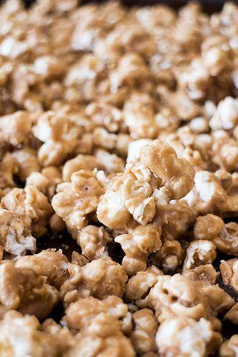 Caramel TWIX Popcorn | Recipe