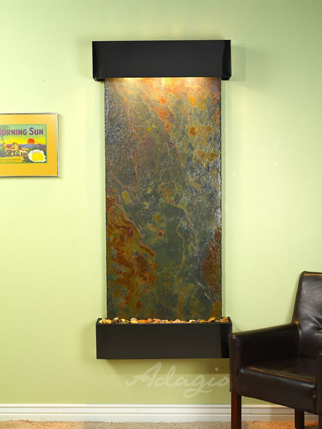 Pin By Water Feature Supply On Wall Water Features Indoor