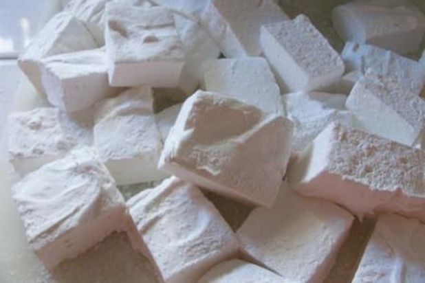 Homemade Marshmallows Recipe | Sweets | Pinterest