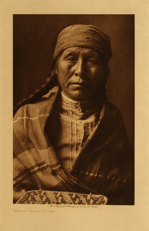 spokane woman