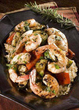 Rosemary Shrimp   Recipes   Pinterest