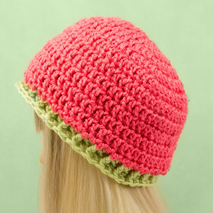 Crochet Basic Patterns : Basic Beanie Pattern baby things Pinterest