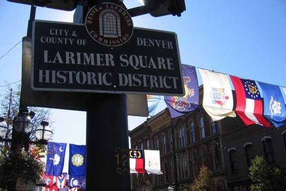 Larimer Square |Denver CO | Denver | Pinterest